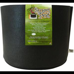BoutiqueHortiplan.ca | Smart Pot # 20 Jardinière intelligente noir