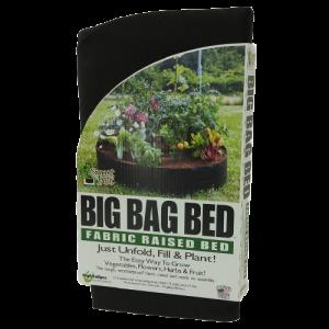 BoutiqueHortiplan.ca | BIG BAG BED Jardin instantané ORIGINAL – NOIR